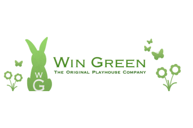 win green spielhaus beach house kindermode onlineshop friedel starmatz einrichtung. Black Bedroom Furniture Sets. Home Design Ideas