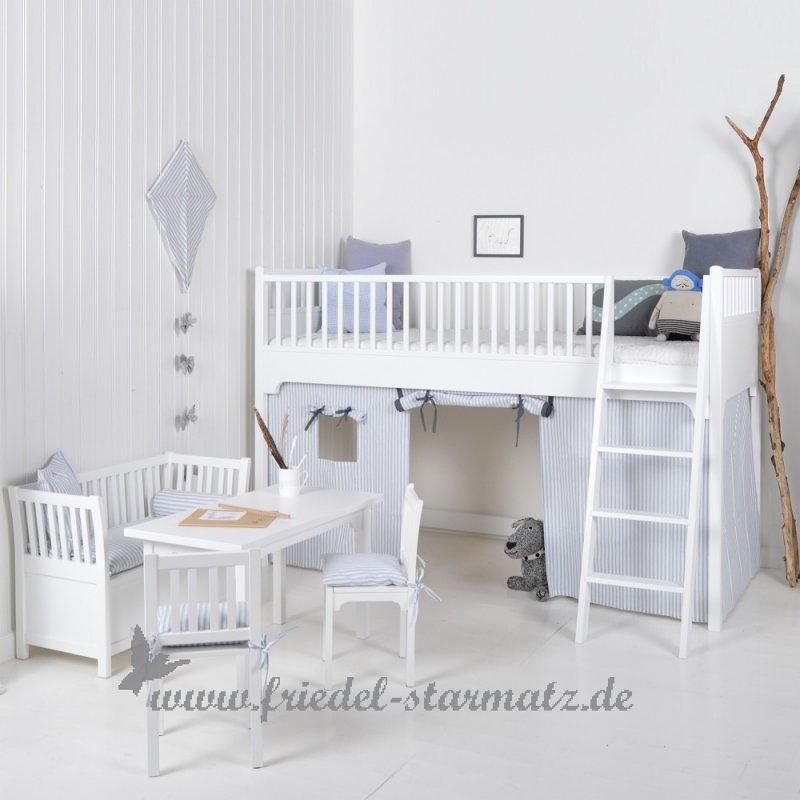 Attraktiv Oliver Furniture   VORHANG Für Seaside Halbhohes Hochbett/Etagenbett (inkl.  Befestigung)