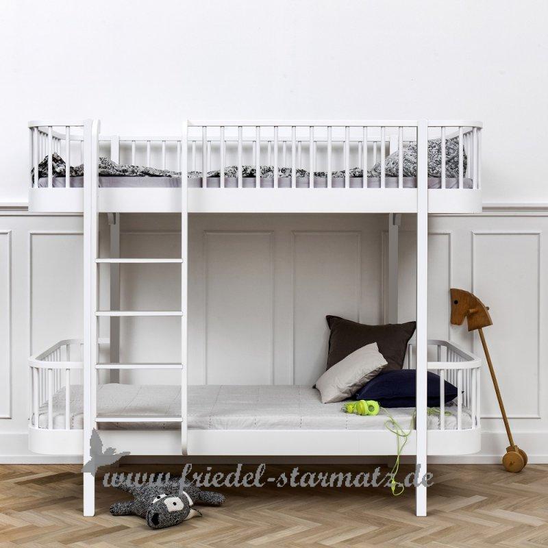 Oliver Furniture   Wood Etagenbett, 90x200 Cm   Leiter Vorne