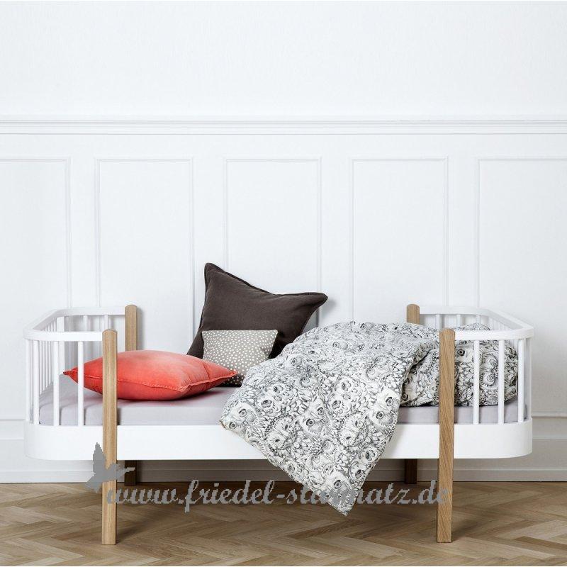 Oliver furniture - Wood Junior- und Kinderbett, 90x160 cm l EICHE ...