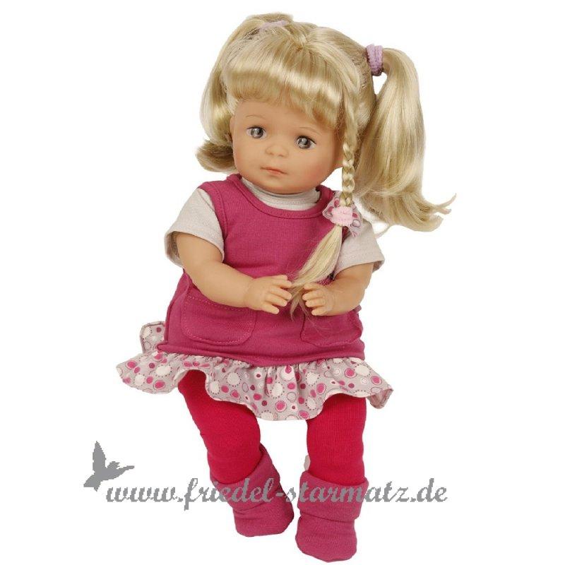Schildkroet Puppen Schummerle Babypuppe Mi Malhaar 32 Cm