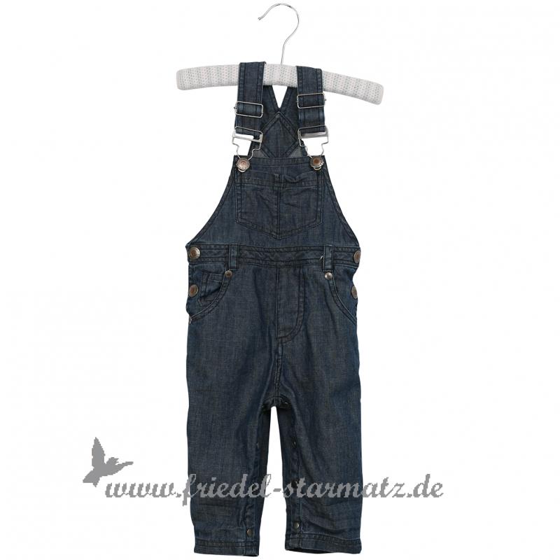 wheat baby jeans latzhose overall l blue kindermode onlineshop friedel starmatz. Black Bedroom Furniture Sets. Home Design Ideas