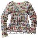 Cakewalk - Mädchen Sweatshirt NANA l Light Grey Melange