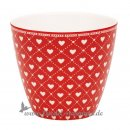 GREENGATE - Latte Cup HAVEN l Red