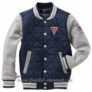 POINTER - Jungen College Jacke l Carbon