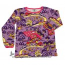 Smafolk - Shirt, Landscape l Purple