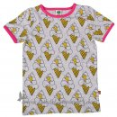 Smafolk - T-Shirt, Ice cream l Lt. Grey