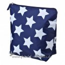 Smallstuff - Large Toiletbag, Navy/white star