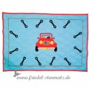 Win Green - Spieldecke Boden-Quilt GARAGE