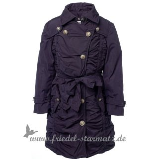 Jottum - eleganter Wintermantel BODAIN l Dark Blue