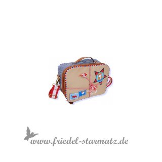 Lief! Backpack suitcase bag sand
