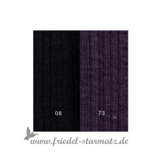 MP Socks - Strumpfhose uni l Plum (Fb.73) 120