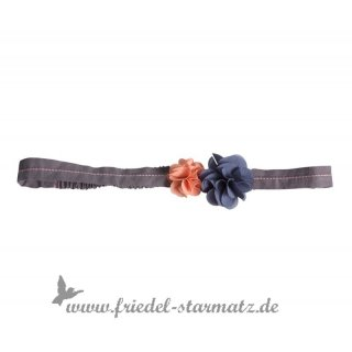 Maileg - Hair Band, FLUFF Flowers l Blue