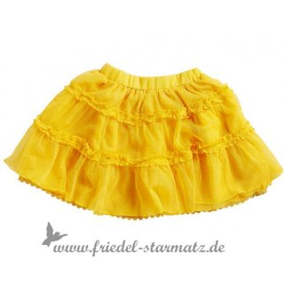 Phister & Philina - Penny Mini Skirt, Tüllrock l Ceylon Yellow