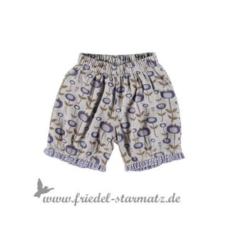 Phister & Philina - Willow baby shorts l Flint grey