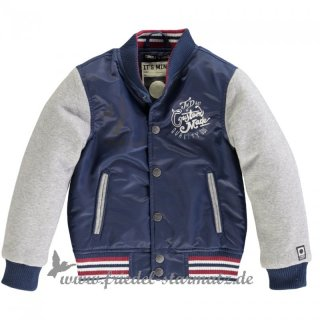 Tumble´n Dry - Baseball Übergangsjacke BELAN Boys l blue bottle