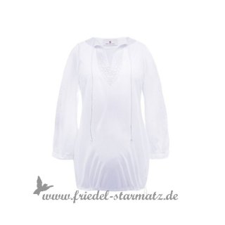 Bellybutton - Tunika, Umstandsbluse, Punita l white 36 (S)