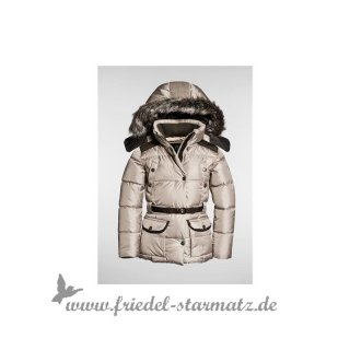 Reset® Girls Winterjacke l Anthra